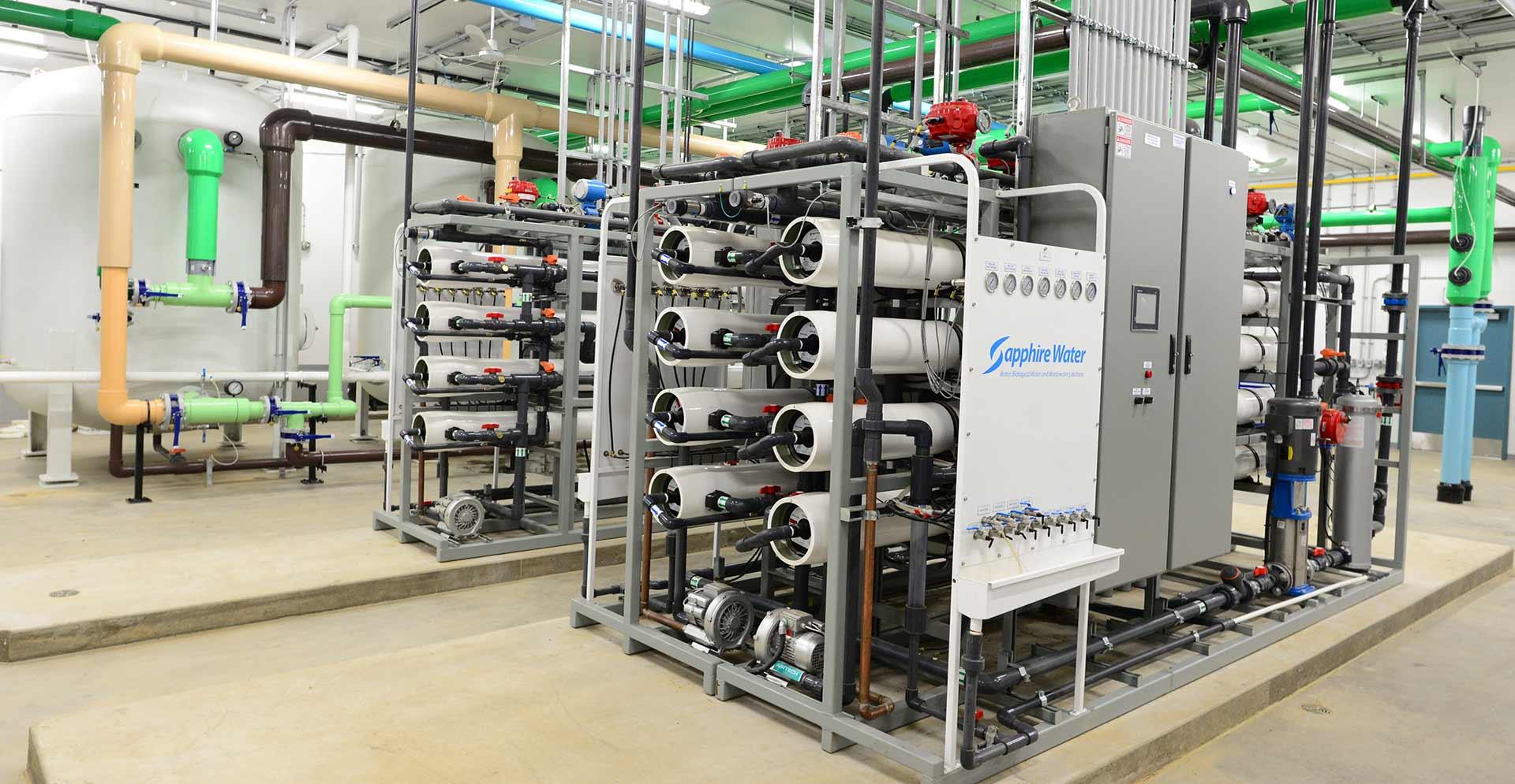 Image of a bioreactor